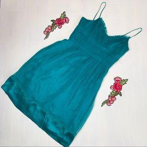 "Silk ""Laundry By Design"" Dress"